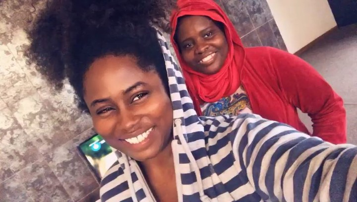"""VIDEO: Actress Lydia Forson Shakes Her Thick Body To Stonebwoy's """"Most Original"""" Song Featuring Sean Paul"""