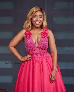 Joselyn Dumas Dazzles In Pink For Pink October