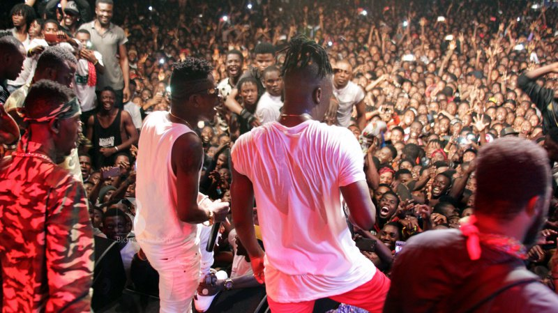 Bhim Nation's Stonebwoy Is Far Better Than You 100%  Pope Skinny Fire Shatta Wale –