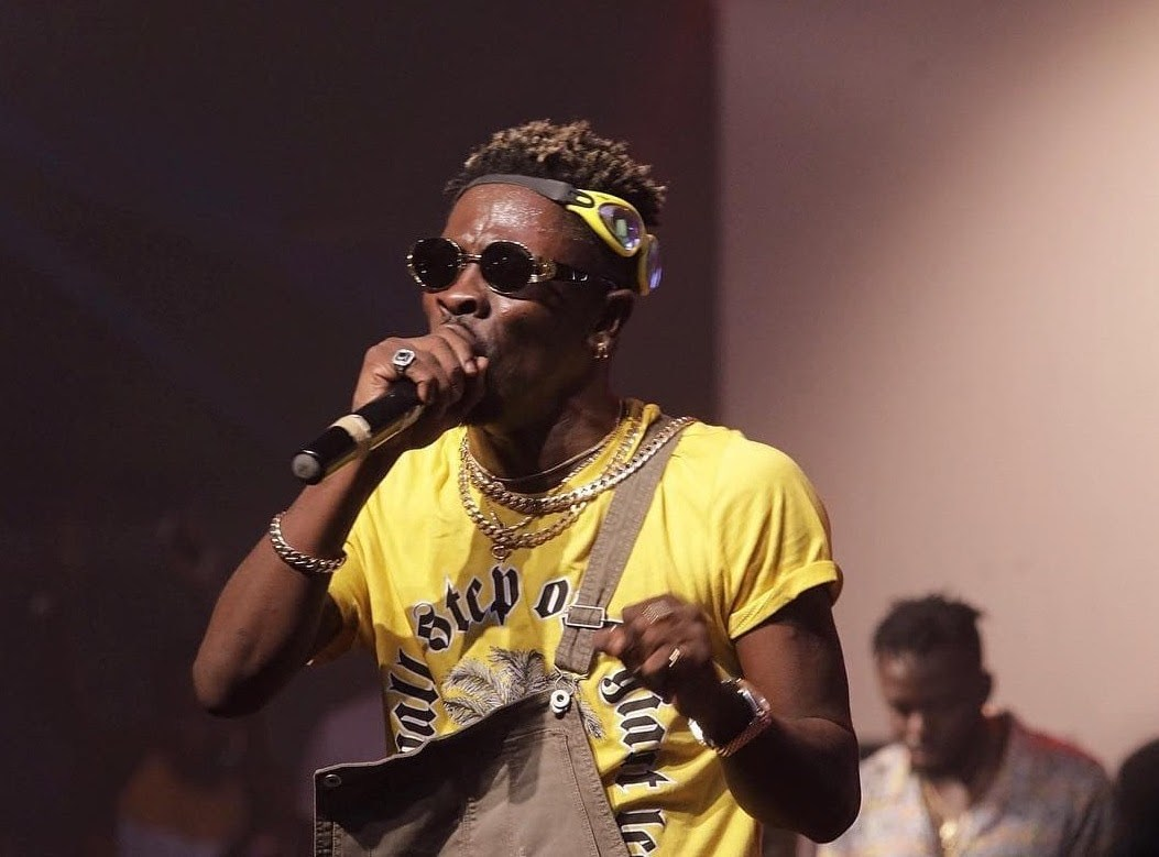 Video: Shatta Wale Thrill Fans At The BF Suma Connect Concert