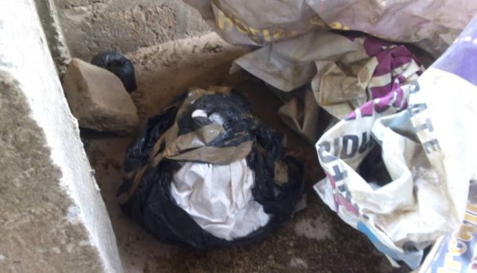 Sacks of 'wee' discovered at Koforidua Methodist Church