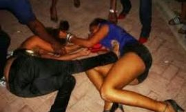 PHOTO+AUDIO: Sex worker stabbed to death by patron