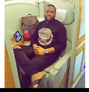 Hushpuppi got pull out stage by Security Operatives After He Joined Wizkid To Perform On Stage In Dubai… What A Disgrace!!! [Watch Video]