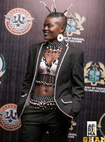 I Can Never Flop On Stage – Wiyaala