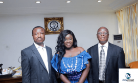 Knutsford University Signs Maame Serwaa As Brand Ambassador