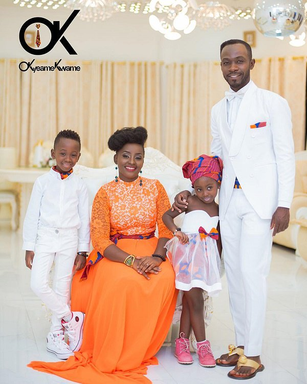 I married my wife at a cost of 300ghc– Okyeame Kwame reveals