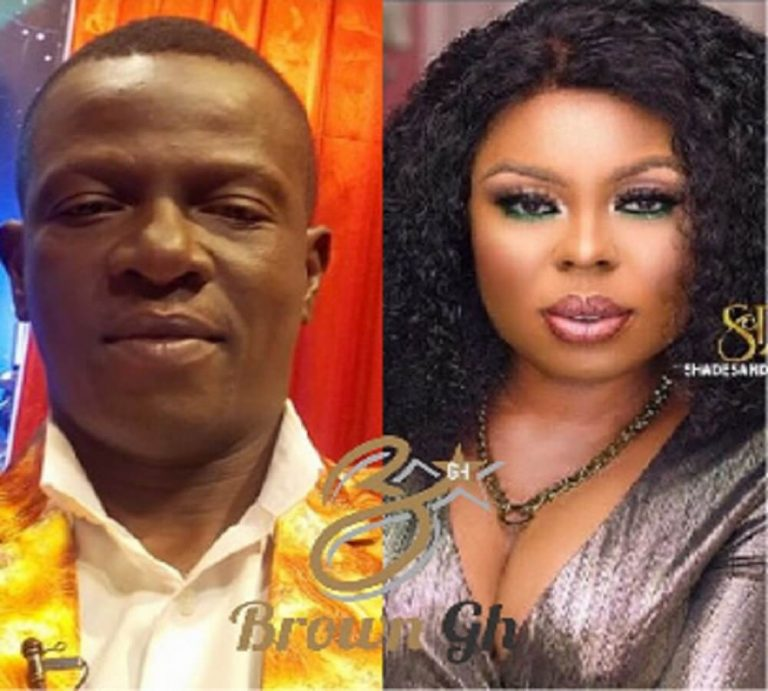 What are you teaching your children? – The Don fires Afia Schwarzenegger