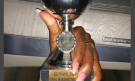 Fella Makafui's 'promise ring'