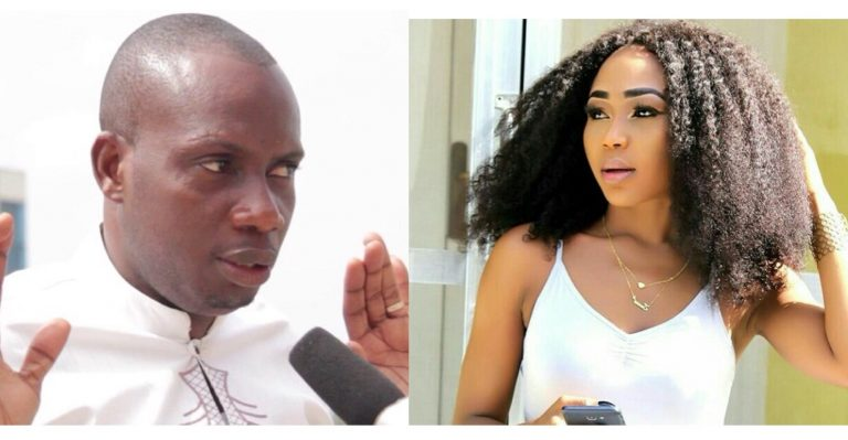 Video: Rosemond Brown in 'Open Brawl' with Counselor Lutterodt for Blocking Her Wedding Chance From A Popular Footballer