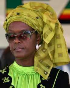 S. Africa: Police 'Confirm Arrest Warrant For Mugabe's Wife'