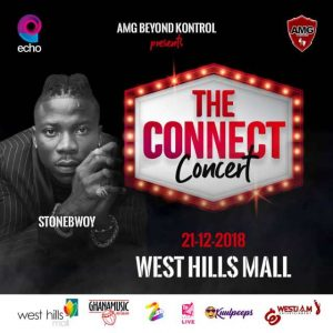 AMG Medikal's 'A-List' musicians for his AMG Beyond Kontrol connect 21 Dec