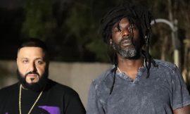 PHOTOS: DJ Khaled flies to Jamaica to record with Buju Banton