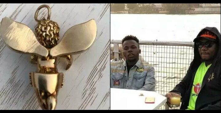 Rapper CDQ finds lost pendant, offers scholarship to student who found it