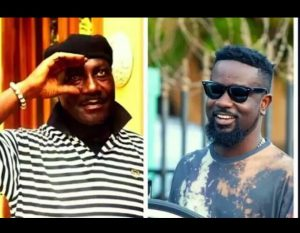 Examine your rapping skills again or fade off -Gyedu Blay Ambolley Advices Sarkodie