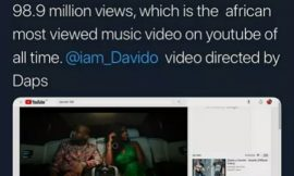 Davido MOCKS Ayo Jaguda As He Breaks ALL TIME Youtube Record