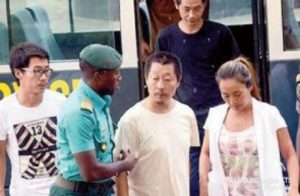 Chinese 'galamsey queen', Aisha Huang deported To China