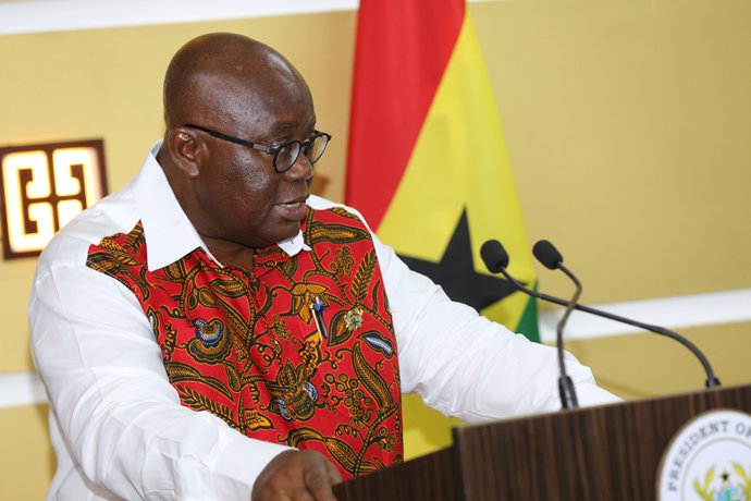 Exclusively:  US Embassy on termination of PDS agreement by Govt of Ghana