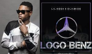 Lil Kesh Defends Promoting 'Yahoo-Yahoo' And 'Blood Money' In Logo Benz