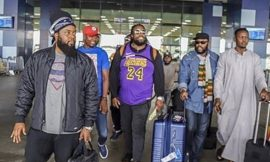 Morgan Heritage Make It To Ghana Ahead of Stonebwoy's Bhim Concert