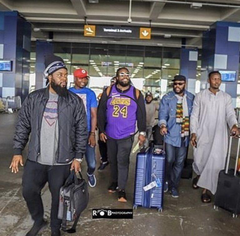 Morgan Heritage Make It To Ghana Ahead of Stonebwoy's Bhim Concert