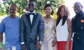Footballer Jonathan Mensah Ties The Knot