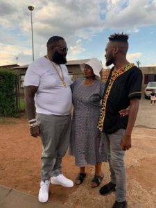 Rapper,Rick Ross,Kwesta in Soweto to Shoot a single music video