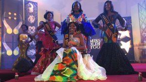 Aniwaa Beats Akuaba, Abena And Emerges Miss Golden Stool 2018 Winner Award