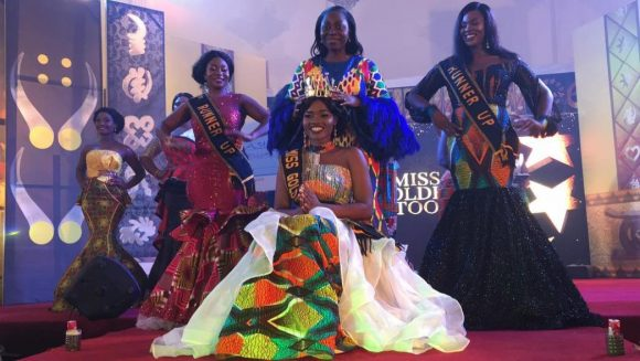 Aniwaa Beats Akuaba, Abena And Emerges Miss Golden Stool 2018 Winner Award
