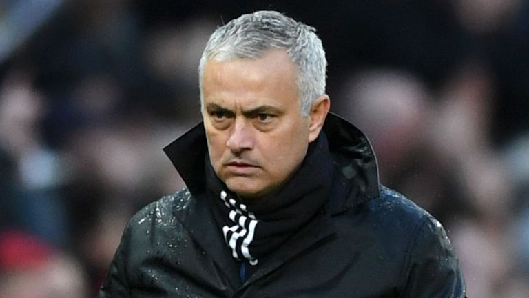 José Mourinho sacked by Manchester United