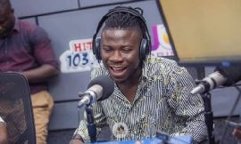 Stonebwoy Talks About 'Mane Me' Producer