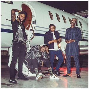 Photo: Kiss Daniel Buys Himself A Private Jet?