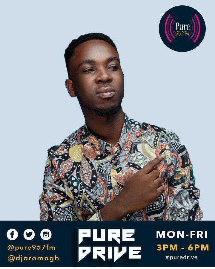 DJ Aroma, Koo Sebor  And DJ Slim Quits Kumasi Y FM