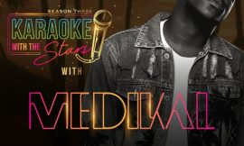 AMG Medikal Slated To Rock Kikibees Restaurant's Karaoke