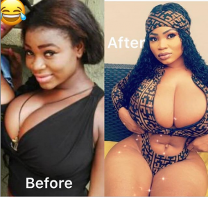 Roman Goddess shares her 10-year challenge photos