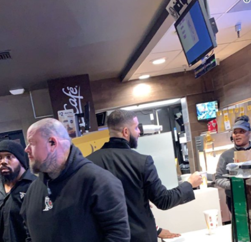'Drake tipped each employee $100 not $10,000' – McDonald's says Drake tip was exaggerated