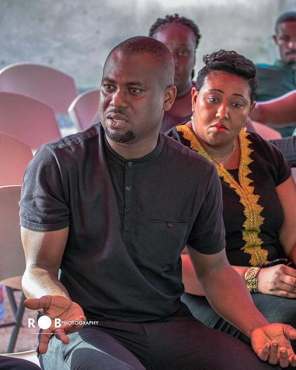 Abeiku Santana Replies about killing his daughter for rituals allegation