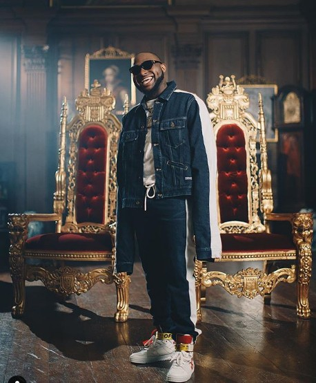 Davido just fell victim to a scam of £10,000