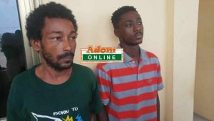 Two alleged 'gay men' under arrest for blackmail