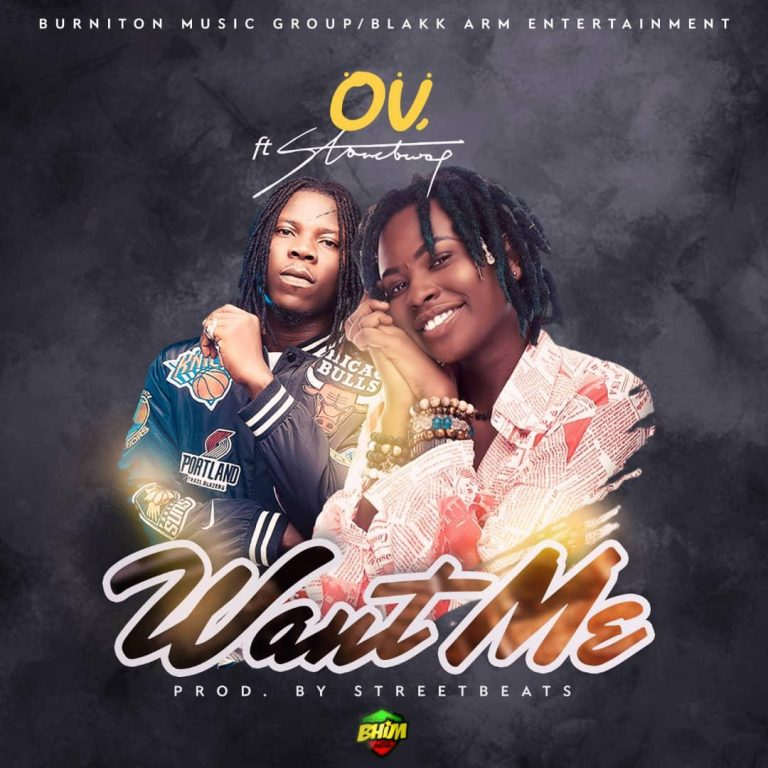 "EXCLUSIVE: Stonebwoy Set To Feature On ""Want Me"" By Ov Music"