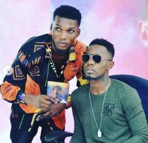 Victor AD Shares Heart Warming Story How Patoranking 'Made' Him