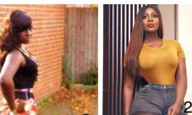 Princess Shyngle 'Tapoli Waist' Breaks The Internet With Normal Waist Throwback Photo