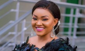 Chicky Photos of Mercy Aigbe as she Joins the #10yearschallenge