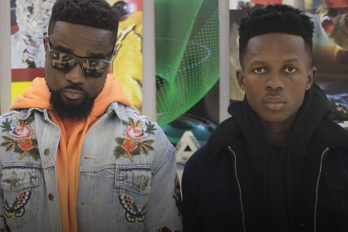 Breaking: Strongman Part Ways With Sarkodie's Sarkcess Music