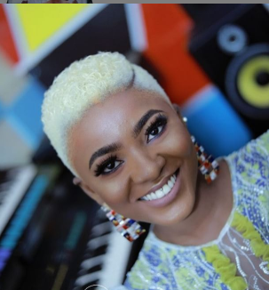 Ahuofe Patri's new look causes commotion on social media