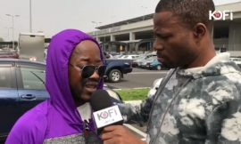 Anokye Supremo Finally Flies To India For Medical Attention