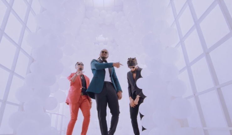 VIDEO: Rudeboy Ft. Olamide & Phyno – Double Double