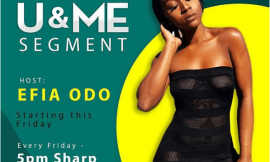 Efia Odo Joins Okay FM