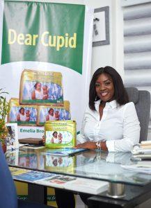 Emelia Brobbey Made Ambassador For Dear Cupid Baby Diaper