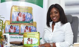 Emelia Brobbey Made Ambassador For Dear Cupid Baby Diaper