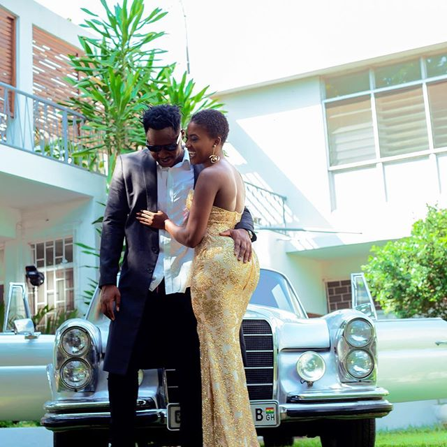 Did Sarkodie Open key Of Medikal And Fella Makafui , marriage ceremony?